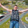 Bungy World Record Attempt at Kingston Park Raceway