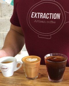Extraction Artisan Coffee in Logan City SE Qld